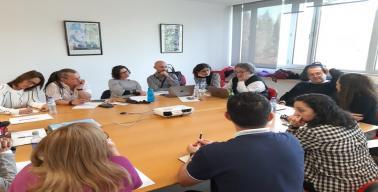 Reunião Escola Doutoral 2019